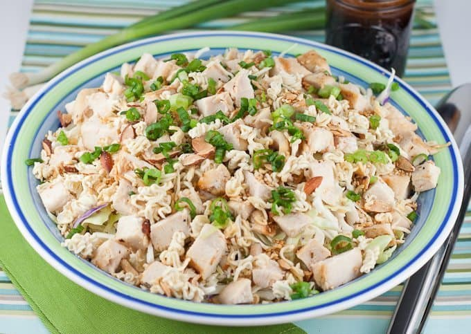 Chinese Chicken Salad Recipe : So Very Blessed