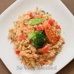 Quinoa Stir Fry Recipe