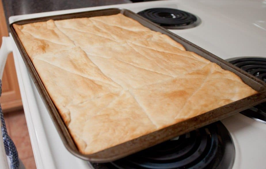 Veggie Pizza Recipe : So Very Blessed