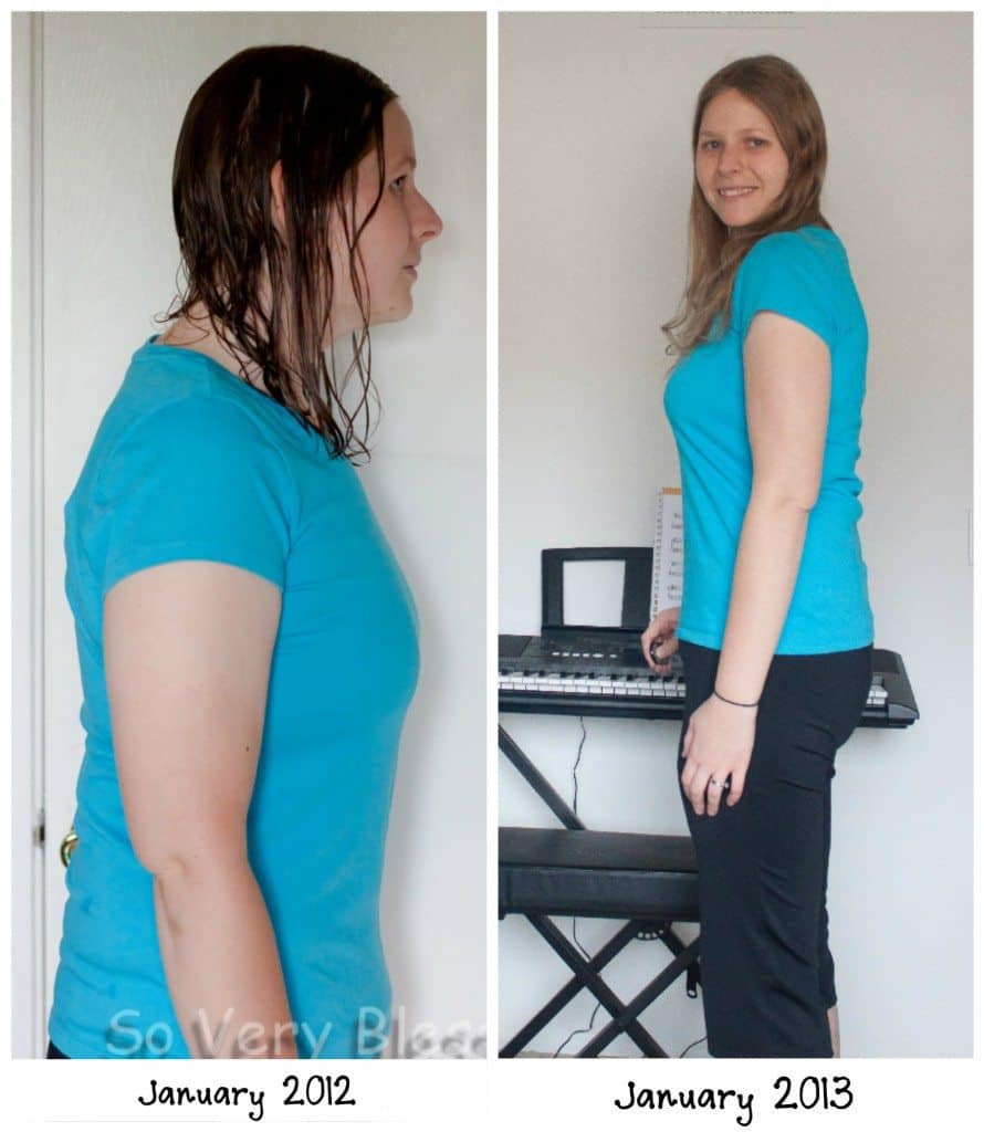 January 2013 Weight Loss Update 2