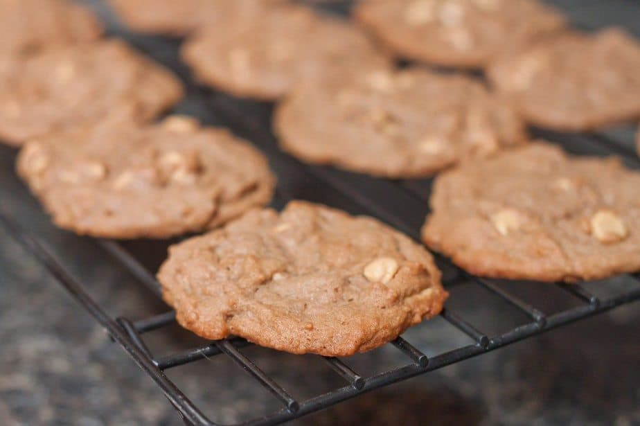 Nutella Peanut Butter Chip Cookie Recipe : So Very Blessed