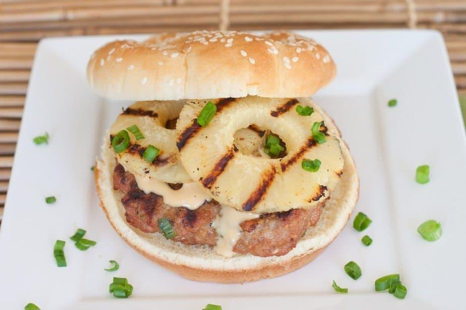 Teriyaki Turkey Burgers : So Very Blessed