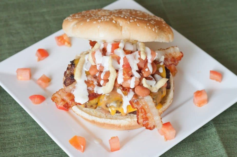 Sonoran Hamburgers : So Very Blessed