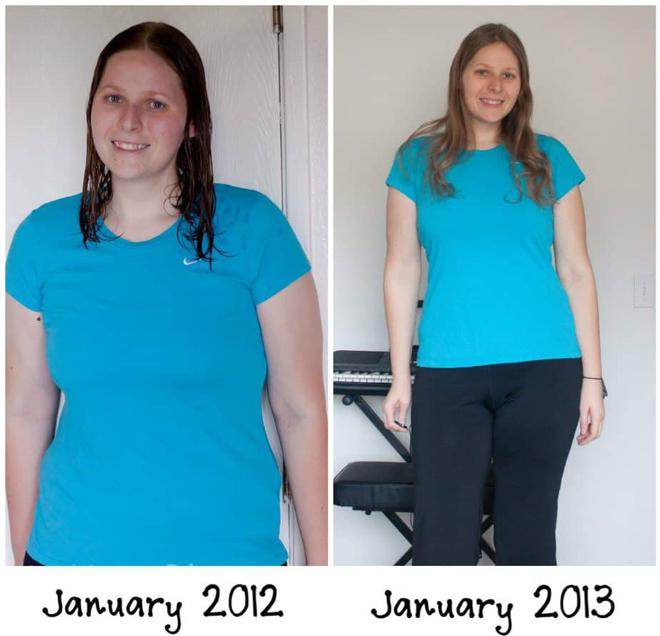January 2013 Weight Loss Update
