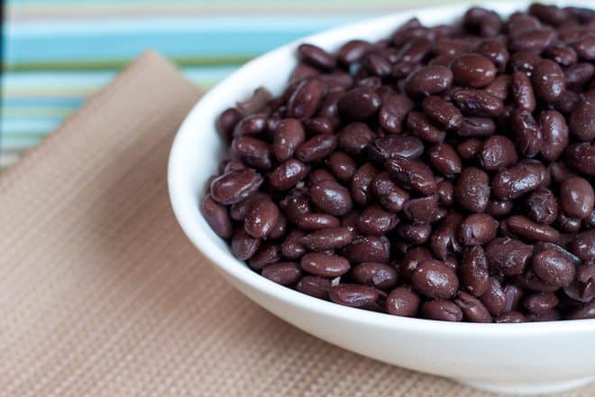 Slow Cooker Black Beans : So Very Blessed - An easy, healthier, and more flavorful alternative to canned black beans!