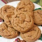Chewy Molasses Cookies Recipe