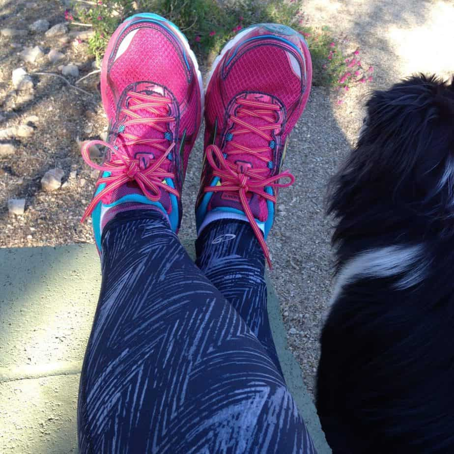Half Marathon Training - Week 2 : So Very Blessed