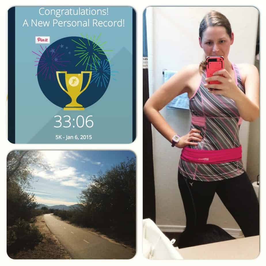 Half Marathon Training - Week 5 : So Very Blessed