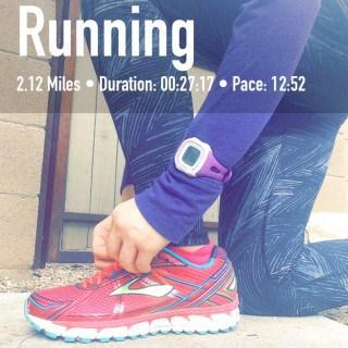 Half Marathon Training - Week 8 : So Very Blessed
