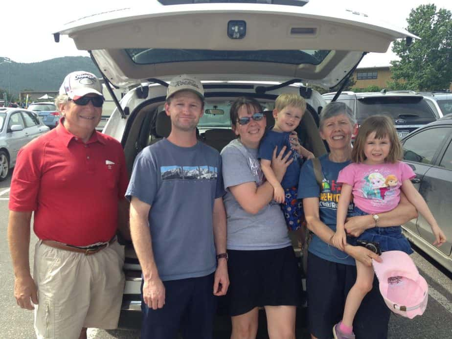 My First Half Marathon - The Estes Park Marathon : So Very Blessed