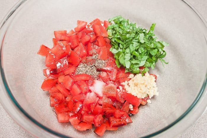 Bruschetta Recipe : So Very Blessed