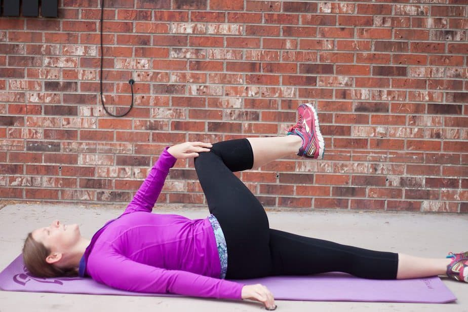 4 Gentle Stretches to Help Lower Back Pain : So Very Blessed - These 4 gentle stretches can ease and prevent lower back pain, as well as relieving your stress and increasing energy and flexibility.
